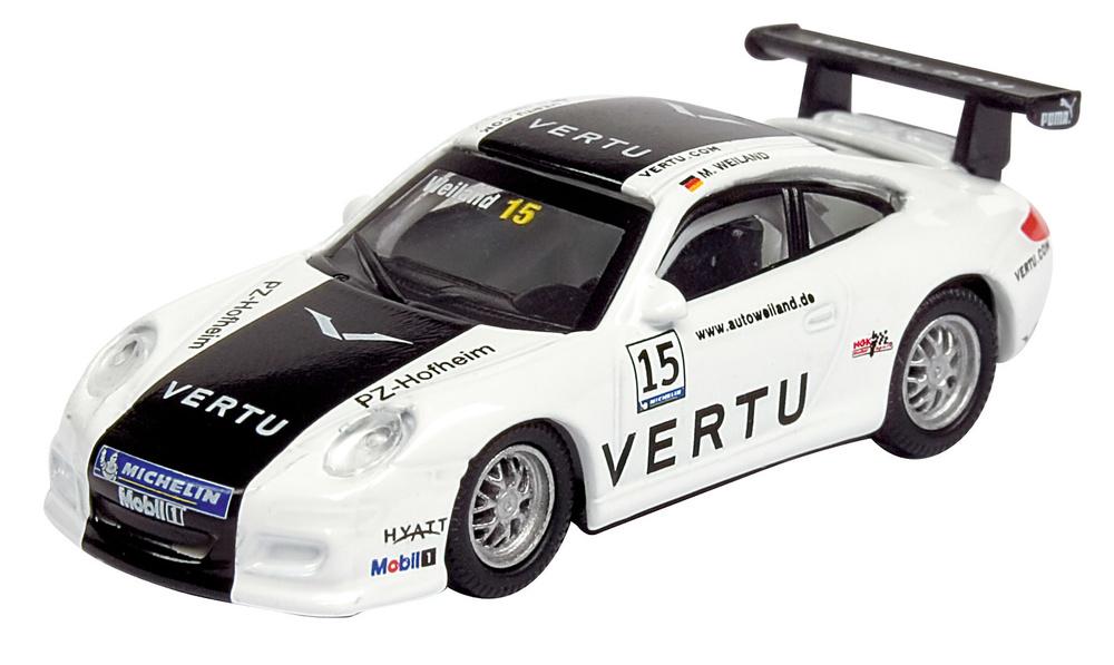 Porsche 911 -997- GT3 Cup (2006) Weiland Schuco 25213 1/87