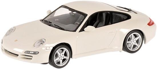 Porsche 911 Carrera 4S Coupé -997- (2005) Minichamps 400065322 1/43