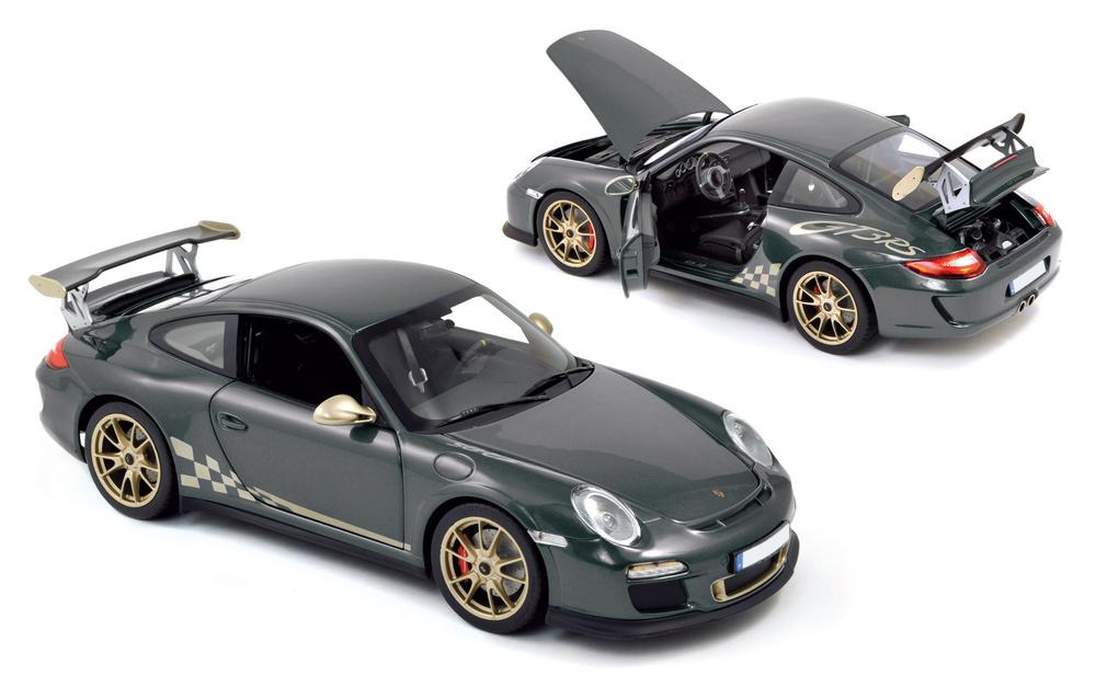 Porsche 911 GT RS -997- (2010) Norev 1:18
