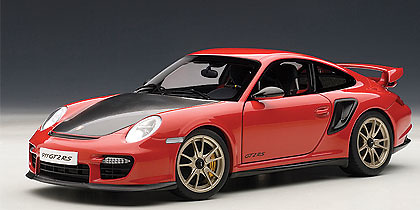 Porsche 911 GT2 RS -997- (2010) Autoart 77964 1:18