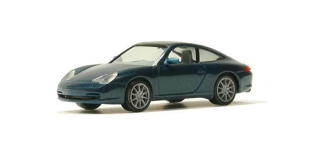 Porsche 911 Targa (2001) Herpa 1/87