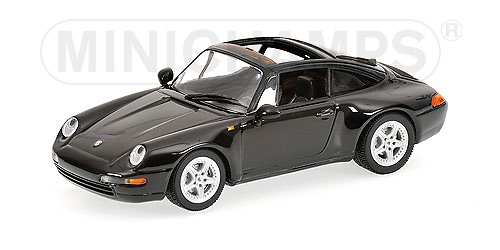 Porsche 911 Targa -993- (1995) Minichamps 430063065 1/43