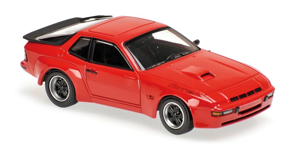 Porsche 924 GT (1981) Maxichamps 940066120 1/43
