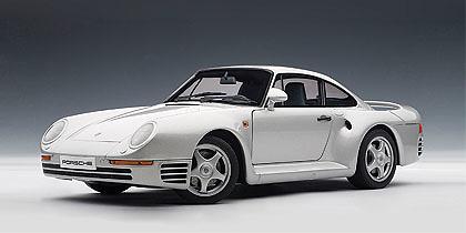 Porsche 959 (1986) Autoart 78081 1:18