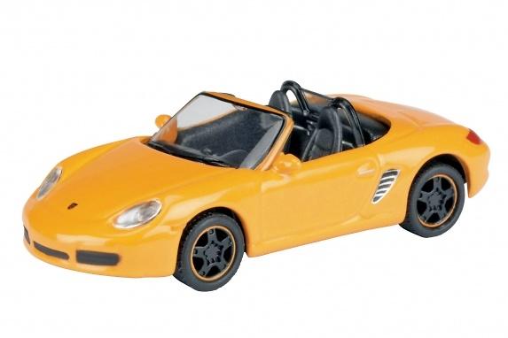 Porsche Booxster S (2005) Schuco 452581400 1/87