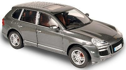 Porsche Cayenne Turbo (2007) Norev 1/18