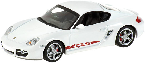 Porsche Cayman S (2005) Minichamps 400065621 1/43