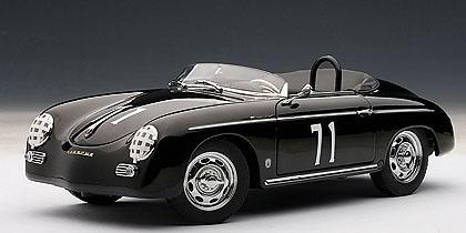 Porsche Speedster nº 71 Steve McQueen (1960) Autoart 77866 1:18