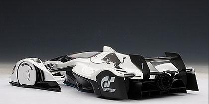 Red Bull X2010 (2010) Autoart 18105 1:18