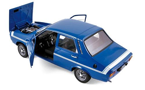 Renault 12 Gordini (1971) Norev 185210 1:18