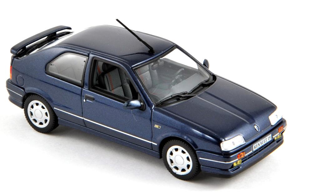 Renault 19 16S Coupé Serie I (1989) Norev 511905 1/43