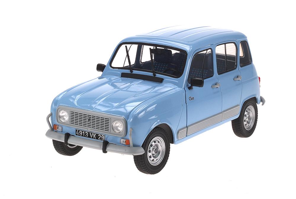 Renault 4 GTL Clan (1992) Solido S1800103 1/18