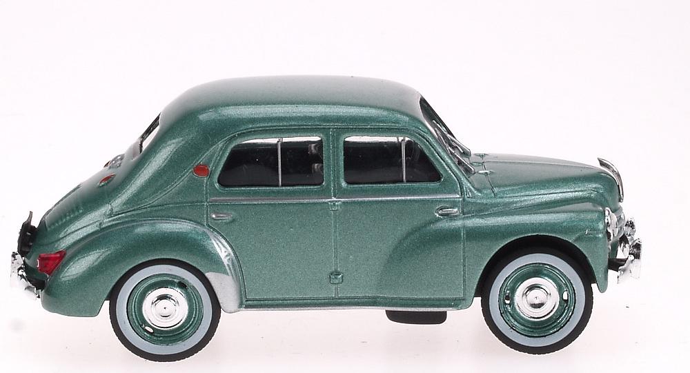 Renault 4CV (1954) RBA Entrega 26 1:43