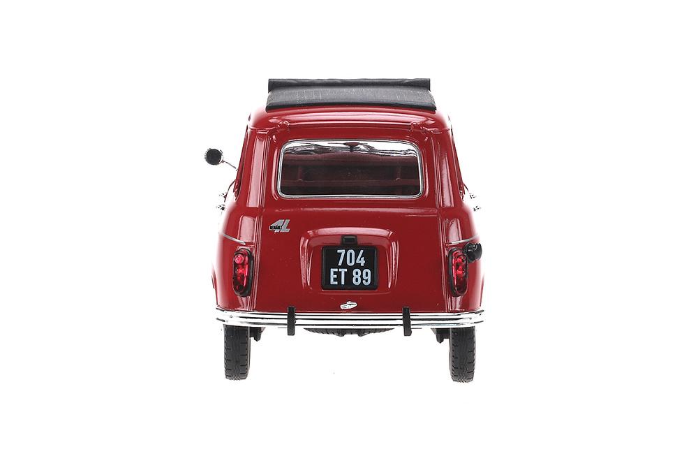 Renault 4L (1960) Norev 180011 1:18