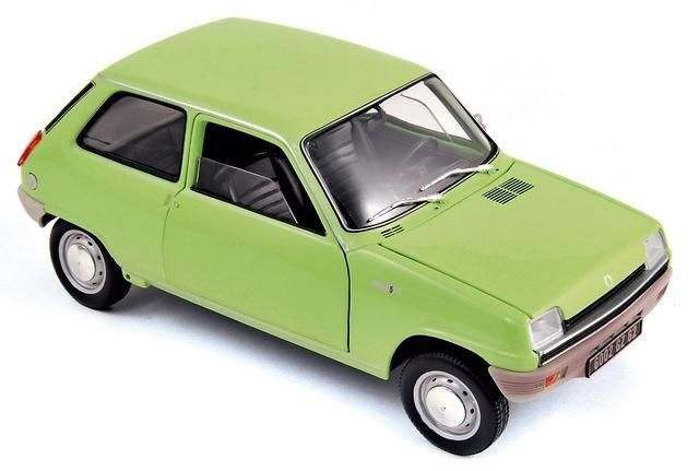 Renault 5 (1972) Norev 185155 1/18