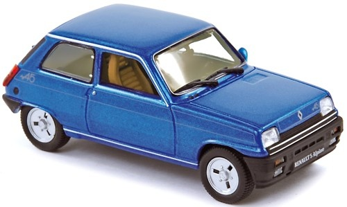 Renault 5 Alpine (1976) Norev 510512 1/43