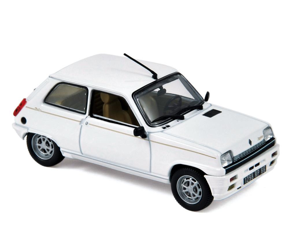 Renault 5 Turbo Laureate (1985) Norev 510513 1/43