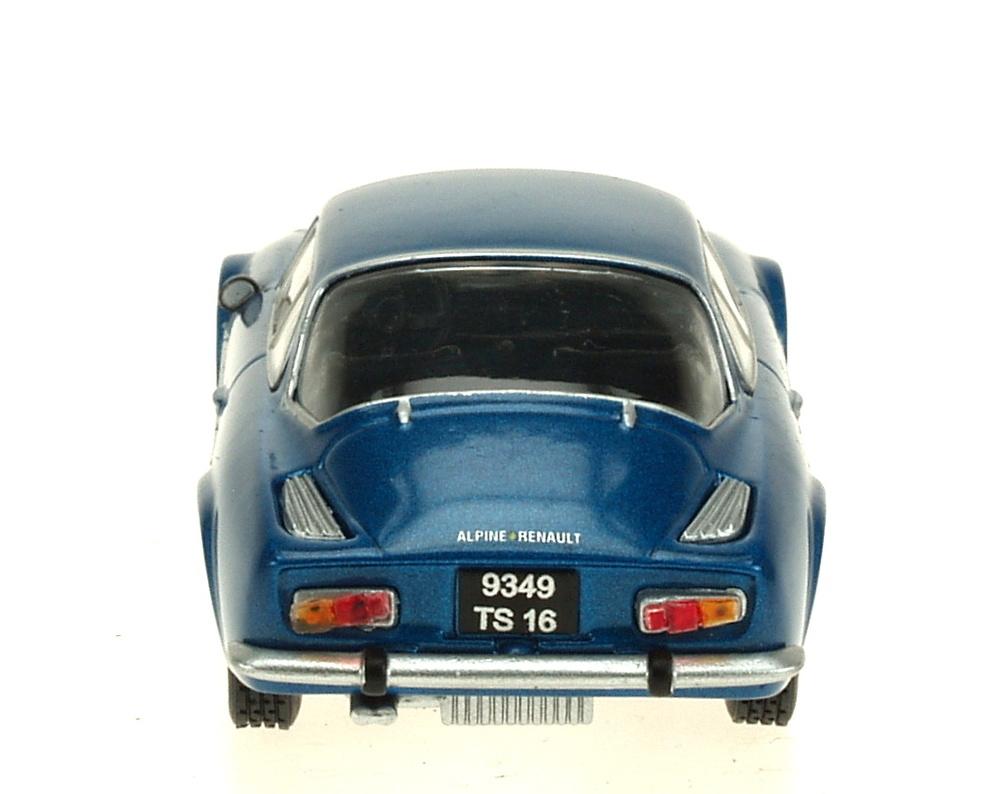 Renault Alpine A110 (1969) RBA Entrega 30 1:43