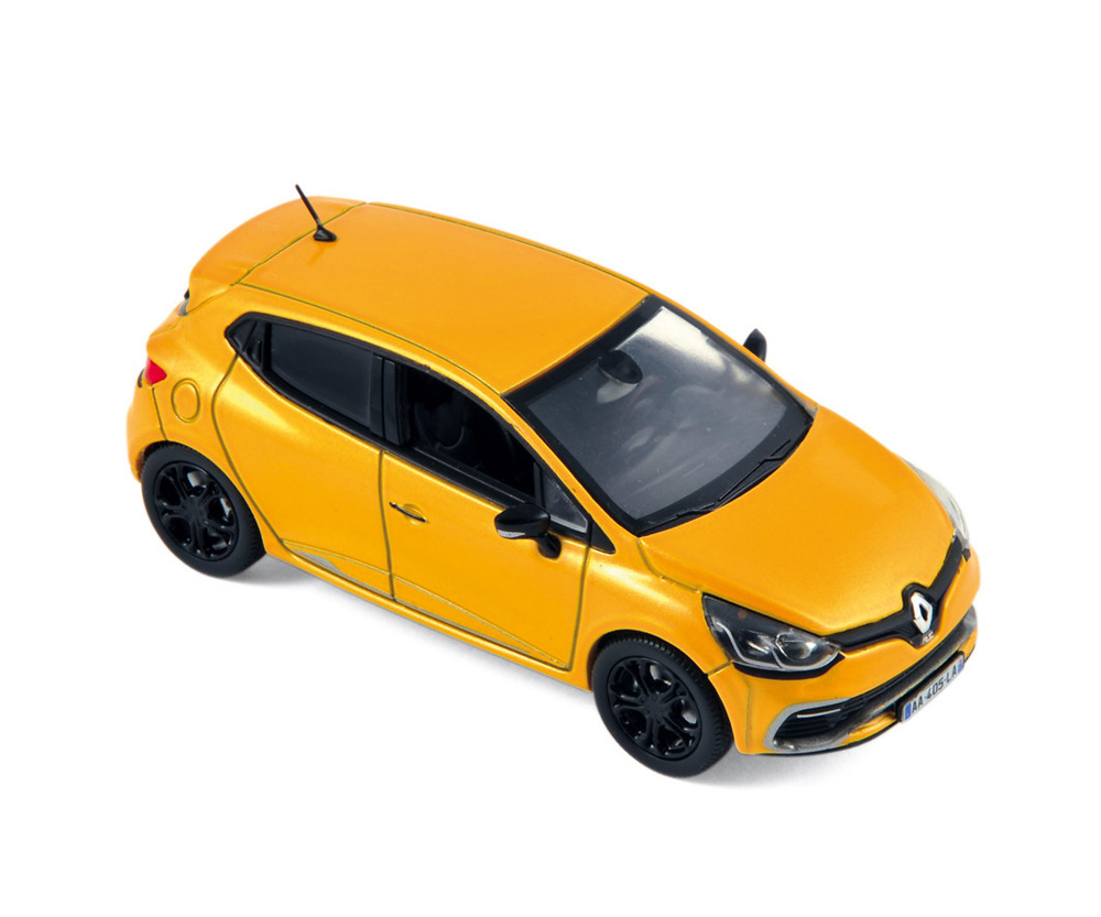 Renault Clio RS Serie 4 (2013) Norev 517595 1:43