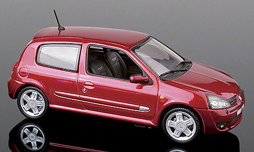 Renault Clio Sport Serie 2 (1998) Universal Hobbies 02350 1/43