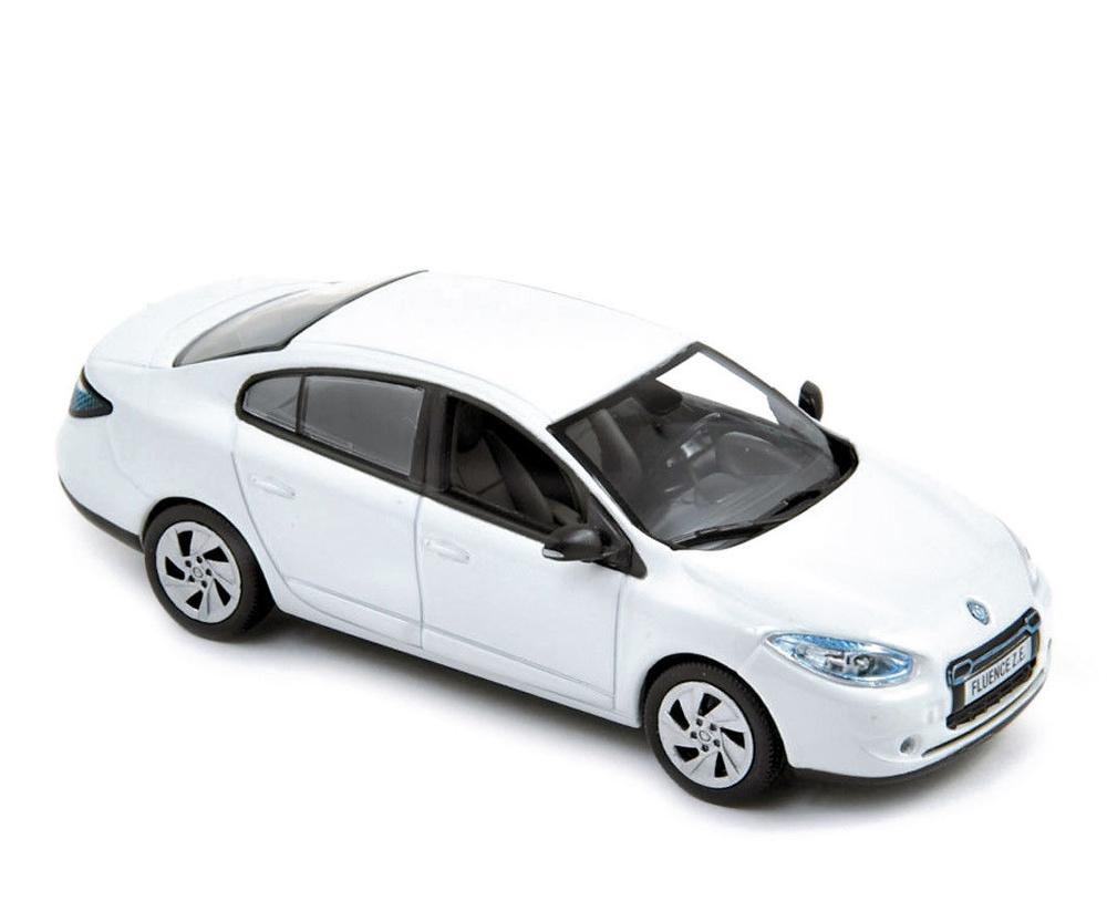 Renault Fluence Z.E (2011) Norev 517681 1/43