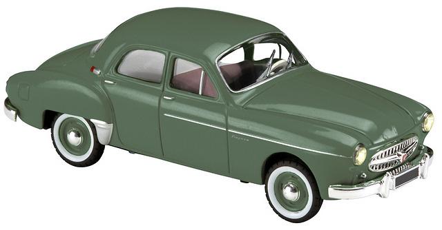 Renault Fregate (1956) Solido 14311700 1/43