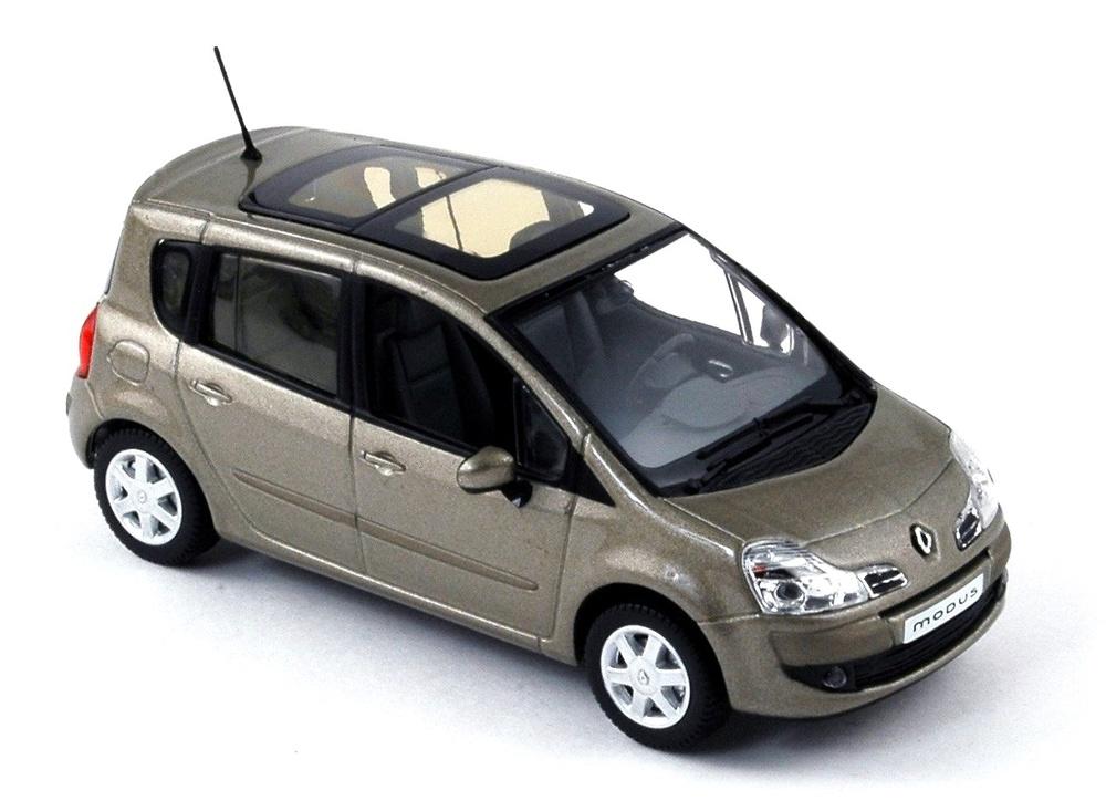 Renault Grand Modus (2007) Norev 517755 1/43