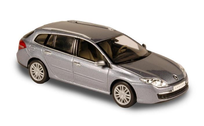 Renault Laguna Estate Serie III (2007) Norev 517741 1/43