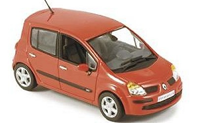 Renault Modus (2004) Norev 517750 1/43