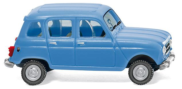 Renault R4 (1961) Wiking 022401 1:87