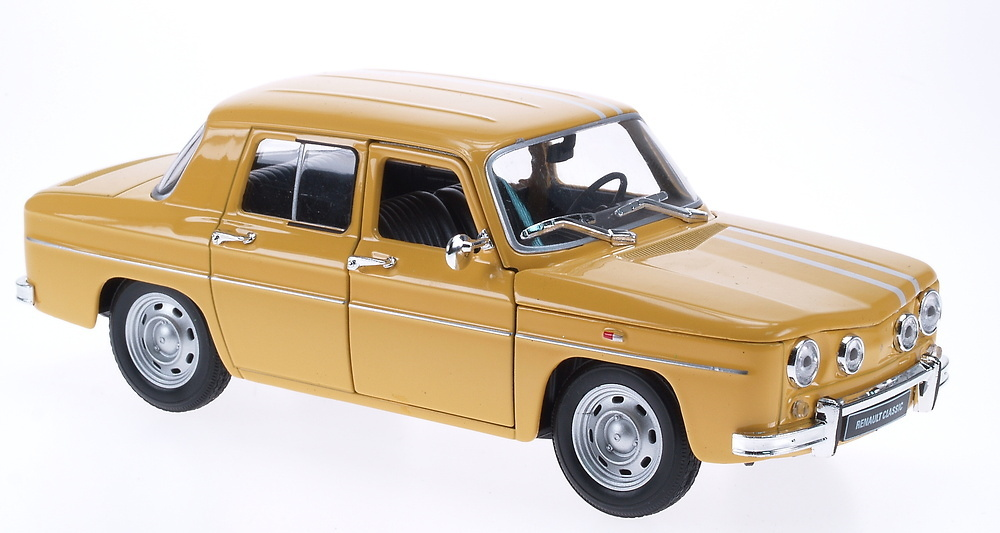 Renault R8 Gordini (1967) Welly 24015A 1:24