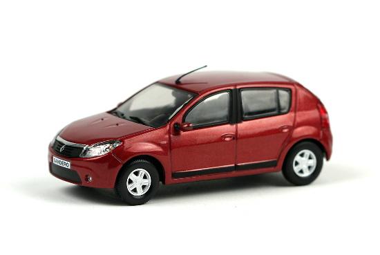 Renault Sandero (2008) Eligor 101189 1/43