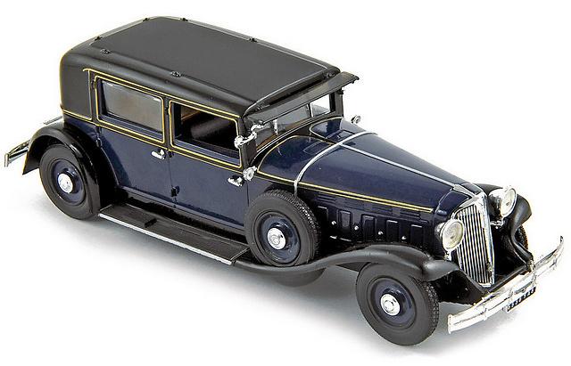 Renault Tipo RM2 Reinastella (1932) Norev 519552 1/43
