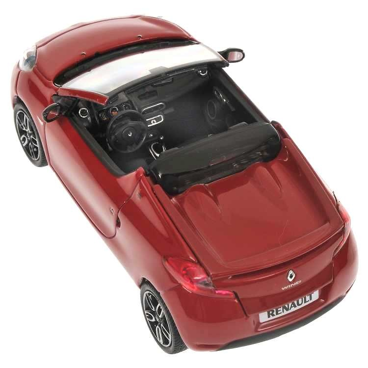 Renault Wind (2010) Minichamps 400113931 1/43