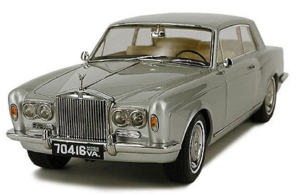 Rolls Royce MPW Coupe (1968) Paragon 98201L 1/18