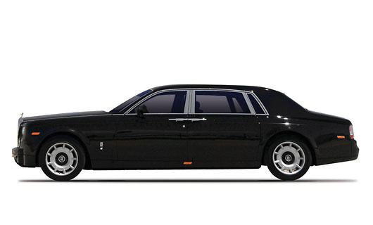 Rolls Royce Phantom LWB (2010) True Scale Models 1/43