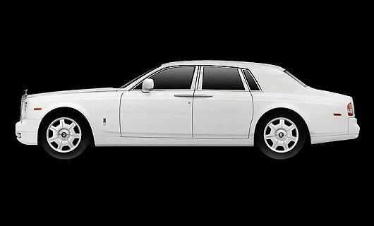 Rolls Royce Phantom Sedan (2009) True Scale TSM114324 1/43