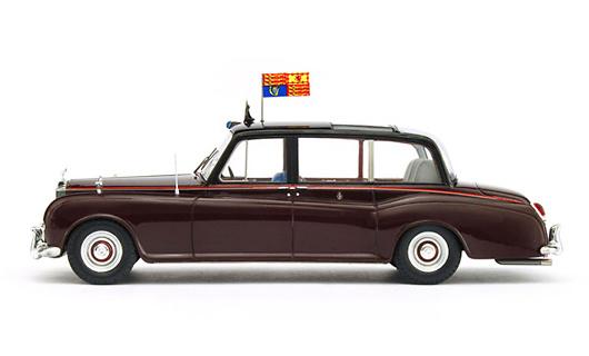Rolls Royce Phantom V Canberra (1960) True Scale TSM114314 1/43