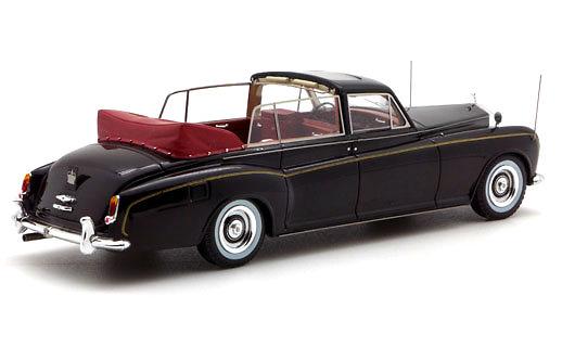 Rolls-Royce Phantom V State Landaulette (1967) True Scale Models TSM124365 1/43