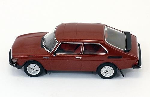 SAAB 99 Turbo Combi Coupe (1977) PremiumX PRD376 1/43