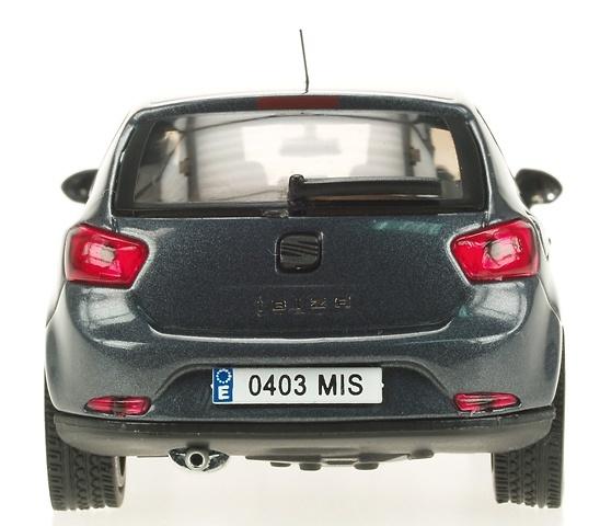 Seat Ibiza 5p. Serie IV (2008) Ixo 1/43