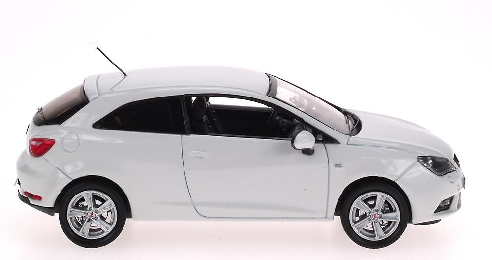 Seat Ibiza Coupé 3p. Restiling (2012)