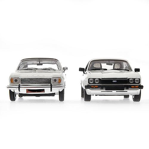 Set de 2 Ford Capri