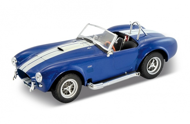 Shelby Cobra 427 SC (1965) Welly 24002 1:24