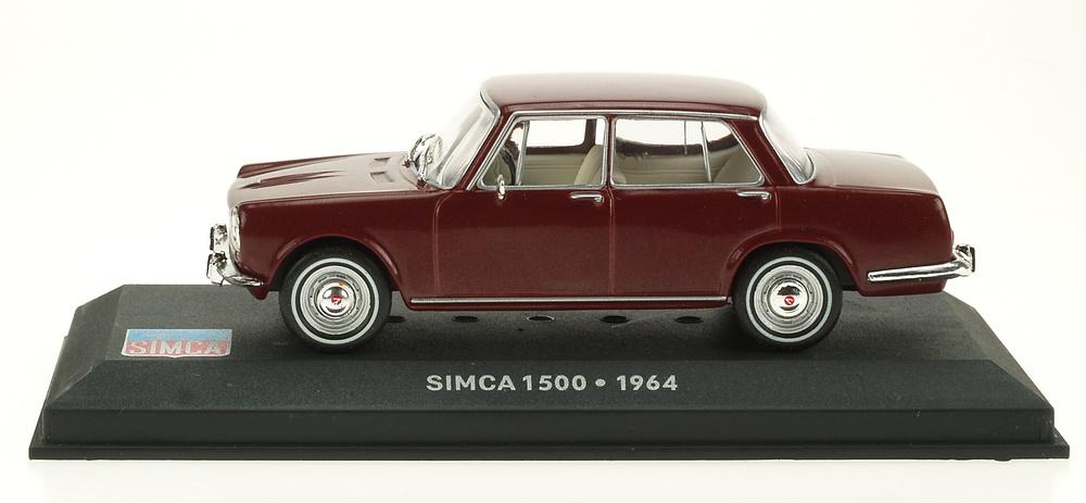 Simca 1500 (1964) Altaya BAS20 1/43