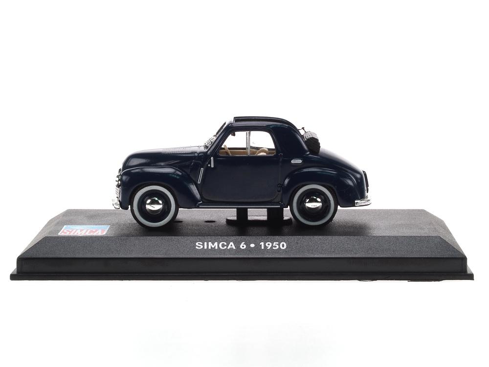 Simca 6 (1950) Altaya BAS14 1/43