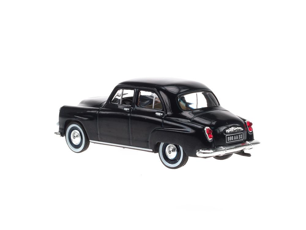Simca 9 Aronde (1954) Altaya BAS09 1/43