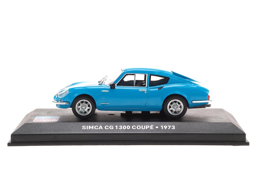 Simca CG Coupé (1973) Altaya BAS07 1/43