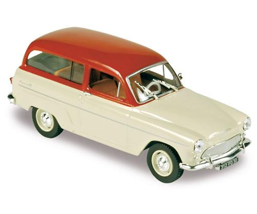 Simca P60 Ranch (1961) Norev 576012 1/43