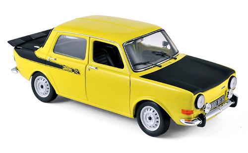 Simca Rallye 2 (1976) Norev 1:18 185708